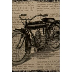 Vintage Collage Motorcycle Indian 5 5  X 8 5  Notebooks