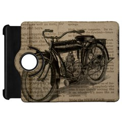 Vintage Collage Motorcycle Indian Kindle Fire Hd 7