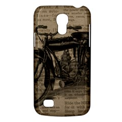Vintage Collage Motorcycle Indian Galaxy S4 Mini