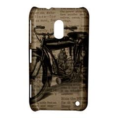 Vintage Collage Motorcycle Indian Nokia Lumia 620