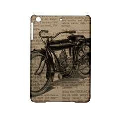 Vintage Collage Motorcycle Indian Ipad Mini 2 Hardshell Cases