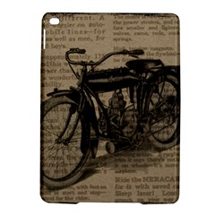 Vintage Collage Motorcycle Indian Ipad Air 2 Hardshell Cases