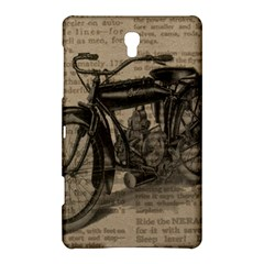 Vintage Collage Motorcycle Indian Samsung Galaxy Tab S (8 4 ) Hardshell Case