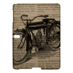 Vintage Collage Motorcycle Indian Samsung Galaxy Tab S (10 5 ) Hardshell Case