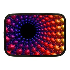 Fractal Mathematics Abstract Netbook Case (medium)