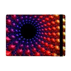 Fractal Mathematics Abstract Apple Ipad Mini Flip Case