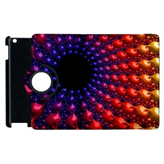 Fractal Mathematics Abstract Apple Ipad 2 Flip 360 Case