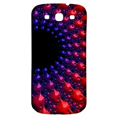 Fractal Mathematics Abstract Samsung Galaxy S3 S Iii Classic Hardshell Back Case