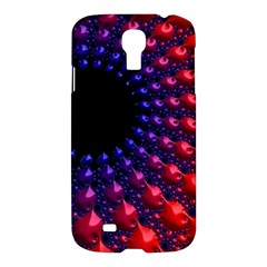 Fractal Mathematics Abstract Samsung Galaxy S4 I9500/i9505 Hardshell Case
