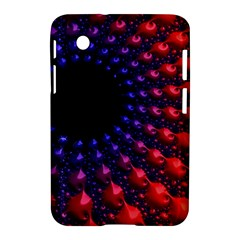 Fractal Mathematics Abstract Samsung Galaxy Tab 2 (7 ) P3100 Hardshell Case