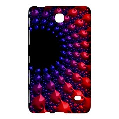 Fractal Mathematics Abstract Samsung Galaxy Tab 4 (7 ) Hardshell Case