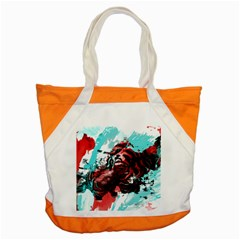 Wallpaper Background Watercolors Accent Tote Bag