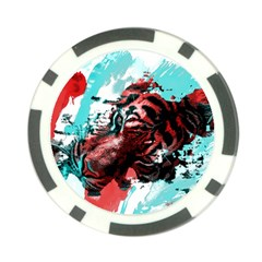 Wallpaper Background Watercolors Poker Chip Card Guards
