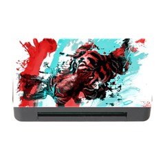 Wallpaper Background Watercolors Memory Card Reader With Cf