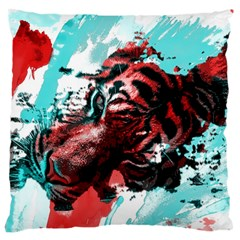 Wallpaper Background Watercolors Large Cushion Case (one Side)