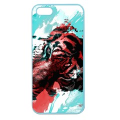 Wallpaper Background Watercolors Apple Seamless Iphone 5 Case (color)