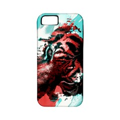 Wallpaper Background Watercolors Apple Iphone 5 Classic Hardshell Case (pc+silicone)