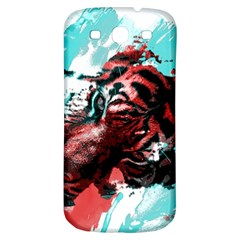 Wallpaper Background Watercolors Samsung Galaxy S3 S III Classic Hardshell Back Case