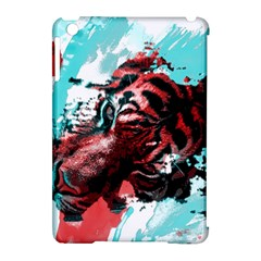 Wallpaper Background Watercolors Apple Ipad Mini Hardshell Case (compatible With Smart Cover)