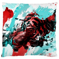Wallpaper Background Watercolors Large Flano Cushion Case (two Sides)
