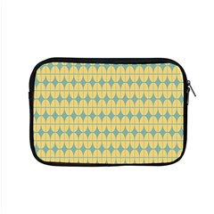 Green Yellow Apple MacBook Pro 15  Zipper Case