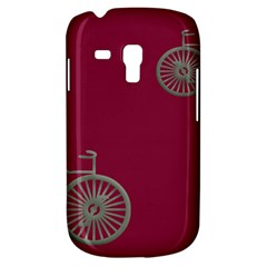 Rose Pink Fushia Galaxy S3 Mini