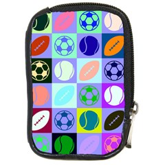 Sports Ball Compact Camera Cases