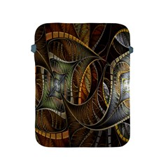Mosaics Stained Glass Apple Ipad 2/3/4 Protective Soft Cases