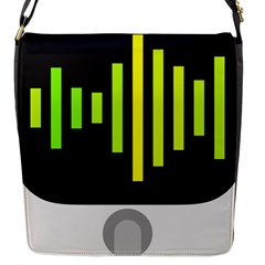 Audiobus Flap Messenger Bag (s)