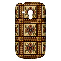 Batik Flower Brown Galaxy S3 Mini