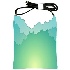 Clouds Shoulder Sling Bags