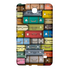 Colored Suitcases Samsung Galaxy Tab 4 (7 ) Hardshell Case