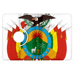 Coat Of Arms Of Bolivia  Kindle Fire Hdx Flip 360 Case