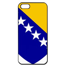 Coat Of Arms Of Bosnia And Herzegovina Apple Iphone 5 Seamless Case (black)