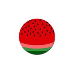 Watermelon  Golf Ball Marker (10 pack)