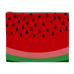 Watermelon  Cosmetic Bag (XL)