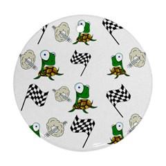 Speed Ornament (Round)