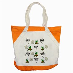 Speed Accent Tote Bag