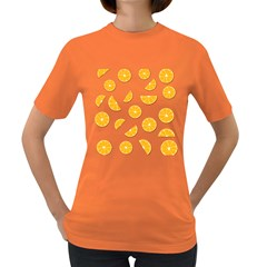 Oranges Women s Dark T-Shirt