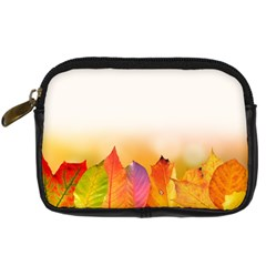 Autumn Leaves Colorful Fall Foliage Digital Camera Cases