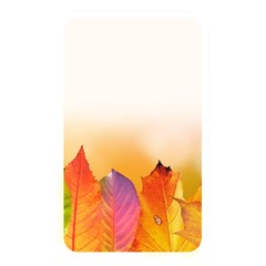 Autumn Leaves Colorful Fall Foliage Memory Card Reader