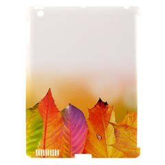 Autumn Leaves Colorful Fall Foliage Apple Ipad 3/4 Hardshell Case (compatible With Smart Cover)
