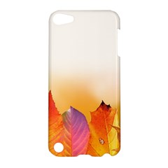 Autumn Leaves Colorful Fall Foliage Apple Ipod Touch 5 Hardshell Case