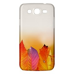 Autumn Leaves Colorful Fall Foliage Samsung Galaxy Mega 5 8 I9152 Hardshell Case