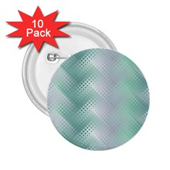 Background Bubblechema Perforation 2 25  Buttons (10 Pack)