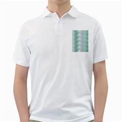 Background Bubblechema Perforation Golf Shirts