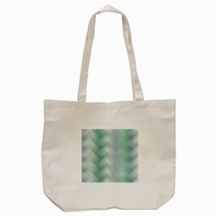 Background Bubblechema Perforation Tote Bag (cream)