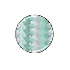 Background Bubblechema Perforation Hat Clip Ball Marker (4 Pack)