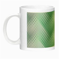 Background Bubblechema Perforation Night Luminous Mugs