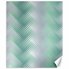 Background Bubblechema Perforation Canvas 8  X 10
